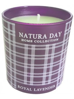Royal Lavender scented candle