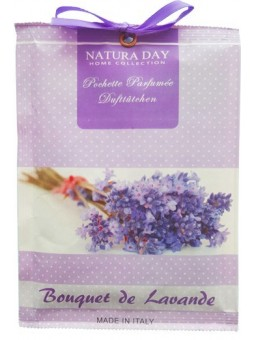 Lavender Bouquet large pouch
