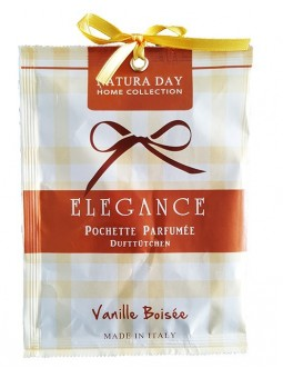 Wooded Vanilla large pouch
