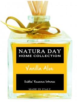 Cube Vanilla Aloé bouquet diffuseur 100 ml