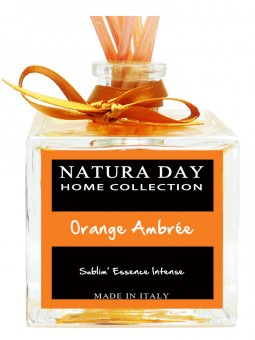 Orange Ambrée bouquet diffuseur 100 ml