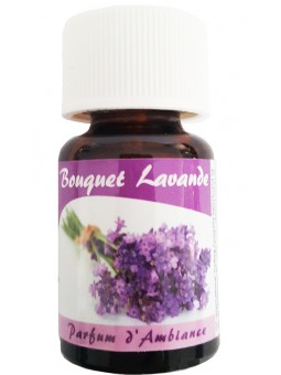 Huile parfumée 10 ml Bouquet de Lavande