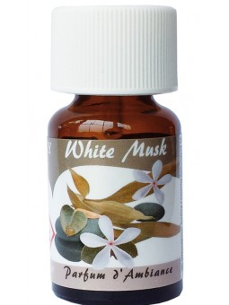 White Musk scented oil 10 ml