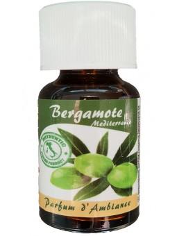 Huile parfumée 10 ml Bergamote Mediterraneo