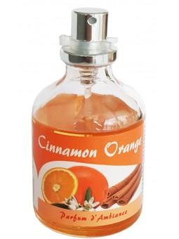Cinnamon Orange room...