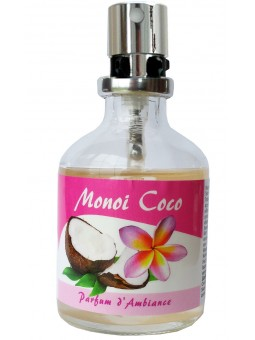 Monoi Coco room fragrance...