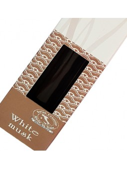 White Musk scented incense...