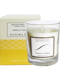 Vanilla Tonka candle sublime